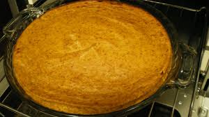 Crustless Pumpkin Pie by Crustless Low Carb Pumpkin Pie Recipe Genius Kitchen