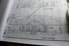 Blueprints House Details About Blueprints House Plans Southern Design 1 1 2 Story 2690 Sq Ft Plus 2 Car Garage