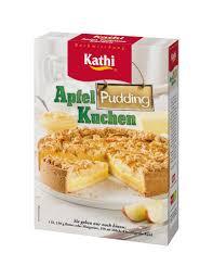 kathi apfel puddingkuchen 520 g