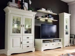 wohnwand wohnzimmer schrank set padua 5 teilig b 354 x h 204 x t 56 cm pinie nordica massiv