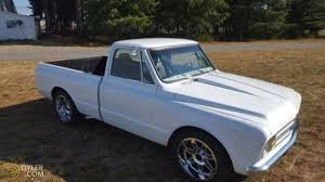 Classic 1969 Chevrolet C10 Short Bed For Sale #4438 - Dyler