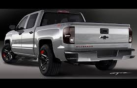 100 Chevy Silverado Truck Parts A Glimpse At What Chevrolet Will Showcase At 2015 SEMA Show