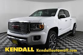 100 Gmc Canyon Truck New 2019 GMC 4WD Denali Crew Cab For Sale D490647