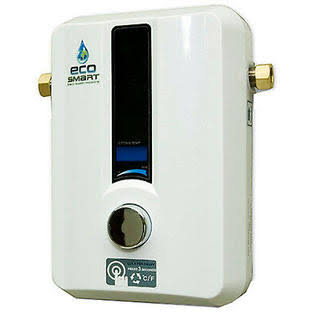 EcoSmart Self-Modulating Electric Tankless Water Heater - 1.55 GPM, 8 kW