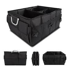 Aomaso Auto Trunk Organizer Nylon Foldable Design For Car/SUV ... 9 Best Trunk Organizers For A Car Or Suv 2018 Build Tool Organizer Thatll Fit Right Inside Your Extra Cab Pickup Excellent Truck Bed Storage Ideas 12 Box Home S Multi Foldable Compartment Fabric Hippo Van Suv Collapsible Folding Caddy Auto Bin Llbean Seat Fishing Truck Seat Gun Organizer Behind Front Of Crew Rgocatch Youtube Cargo Collapse Bag Honeycando Sft01166 Black By The Lighthouse Lady Maidmax With 2