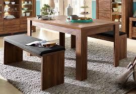 gent 8 esstisch set sitzbank esszimmer küchentisch akazie dunkel günstig möbel küchen büromöbel kaufen froschkönig24
