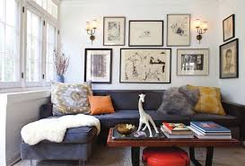 Ideas For That Wall Behind The Sofa