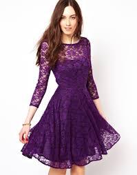 lace evening dress neckline slash boat neckline pattern plain