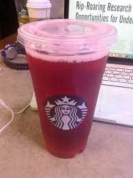 Starbucks Venti Teavana Shaken Iced Passion Tango