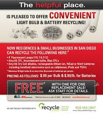 cfl battery recycling meanley ace hardware