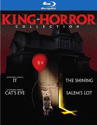 100 Blu Home Video Warner To Release The King Of Horror Ray Collection