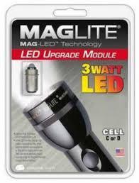 light bulb mag light led bulb ministar5 from terralux is the