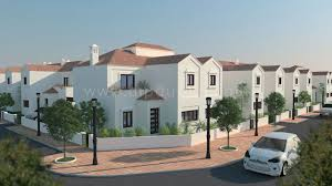 100 Modern Townhouses Pueblo La Noria Fase II Off Plan 4 Bed Townhouses For Sale