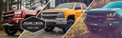 SCA Chevy Silverado Performance Trucks | Ewald Chevrolet & Buick