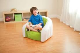 buy new intex junior inflatable cafe club sofa chair for kids