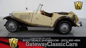 1952 MG Roadster Replica | Gateway Classic Cars | 71-SCT 1953 Studebaker Pickup For Sale 77740 Mcg Antique Truck Club Of America Trucks Classic 1951 Ford F1 Restomod Sale Classiccarscom Cc1053411 Car Restorations Old Guys Restoration Used Parts Phoenix Just And Van 2012 Dodge Challenger For Flagstaff Az Intertional Harvester Classics On Autotrader 48 Brilliant Chevy In Az Types Of 1957 F150 The 25 Most Expensive Cars From The Years Biggest Collectorcar 1952 F2 Stepside Disverautosonlinecom Scottsdale Certified