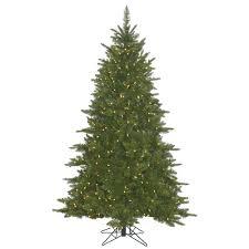 75Ft Durango Spruce Christmas Tree 1758 PVC Tips 800 Warm White LED Lights