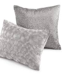 Inc International Concepts Bedding by Inc International Concepts Rizzoli Gunmetal Embroidered Circles 14