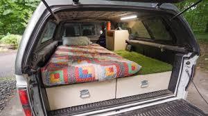 100 Camper Truck Bed DIY Build Start To Finish