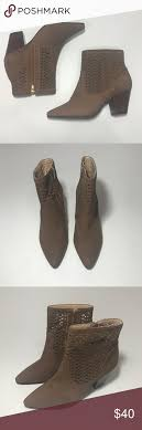 firth laser cut boots booties sz 6 fall nwot new without tags