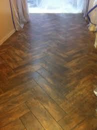 planks ceramic tile looks like wood home inspiration