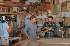 Woodworking Tv Shows On Netflix by This Old House Tours Nick Offerman U0027s Woodworking Shop The