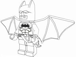 Batman Coloring Pages Sheet Booksforkids Gallery Ideas