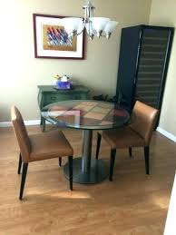 Room And Board Chairs Dining Table Leather