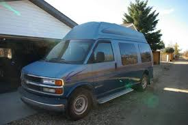 1999 Chevrolet Express 2500 Getaway Conversion Van