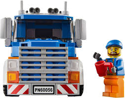 Tow Truck - LEGO CITY Set 60056