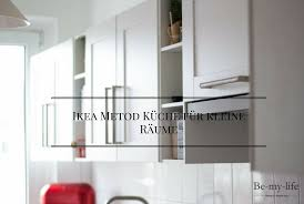 ikea metod küche mit sävedal fronten für kleine räume