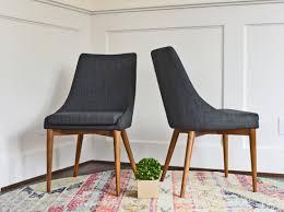 Jessica Dining Chair, Dark Grey (Set Of 2)