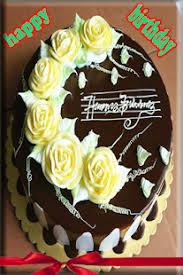 Birthday Cakes Greeting Cards screenshot thumbnail