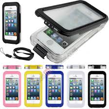 Waterproof Shockproof Snow proof Protector Case Cover for iPhone