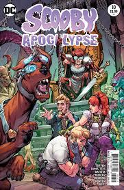 Scooby Apocalypse 10 Review Comic Books