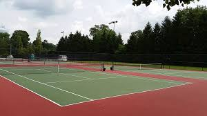 Tennis Court Resurfacing & Repair | Columbus & Central OH Hamptons Grass Tennis Court Zackswimsmmtk Wish List Pinterest Brilliant Design How Much Is A Basketball Court Easy 1000 Ideas Unique To Build In Backyard Sport Cost With Awesome Sketball Outdoor Sport Tile Backyards Enchanting An Outdoor Tennis 140 To Make The Concrete Slab Is Great Exercise For The Whole Residential Sportprosusa Goods Half Can Add On And Paint In Small Pinteres Multi Poles Voeyball