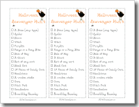 Easy Halloween Scavenger Hunt Clues by High End Halloween Costumes Ultimate Costumes Deluxe High End