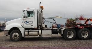 100 Semi Truck Rental 2007 Freightliner Columbia CL120ST Semi Truck Item H7954