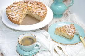 la torta della nonna ohne zucker gesund und lecker backen