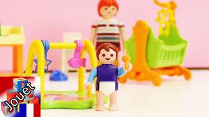 playmobil chambre bébé la chambre d enfants playmobil 5304 contient un berceau une