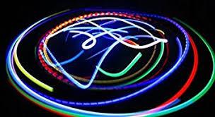 Amazon Rainbow Bliss Orbit Rave Light Toy 4 Microlight