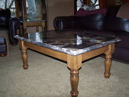 the pair matching coffee and end tables osborne wood