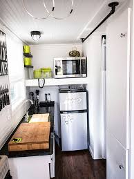 Efficiency Tiny Kitchen Ideas