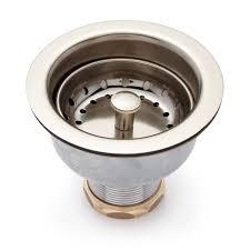 Blanco Sink Strainer Waste by Kitchen Good Strainer Basket For Your Sink Strainer Basket Ideas