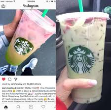 But Some People Ordering The Matcha Pink Drink Have Been Getting A Beverage That Doesnt Quite Look Like Original Photo