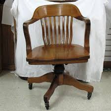 old solid wood swivel desk chair desk chairs 26 secretary desks