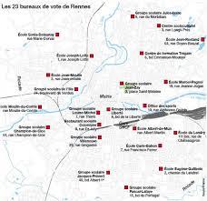 comment connaitre bureau de vote primaire à gauche 23 bureaux de vote ouverts jusqu à 19 h à rennes