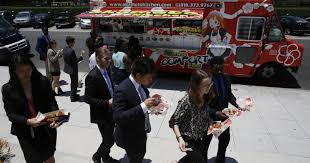 As Food-truck Novelty Fades, Owners Seek New Strategies Food Truck Operator Writes Guide Book On Succeeding With Trucks Nfta Members Nashville Association Nyc Food Trucks Gab And Gobble El Toro Rojo New York Secrets 10 Things Dont Want You To Know City The Good The Bad Down Right Ugly Regional Associations Nyc Assn Opens Drive To Help Feed Citys Homebound Serve A Chelsea Buildings Upper Floors Times Fort Wayne Directory Visit Indiana