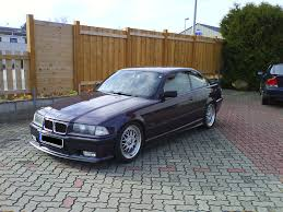 Best bmw 318 coupe AH4