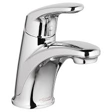 Polished Brass Bathroom Faucets Single Hole by Colony Pro Single Handle Bathroom Faucet American Standard